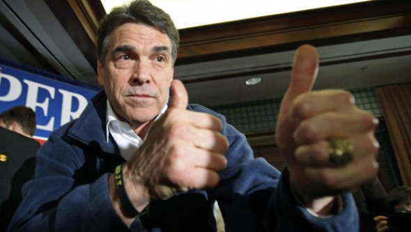Rick Perry Flip-Flops On Obamacare: 'Defund It'