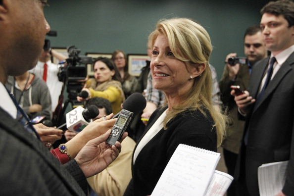 Why Wendy Davis Can't Win