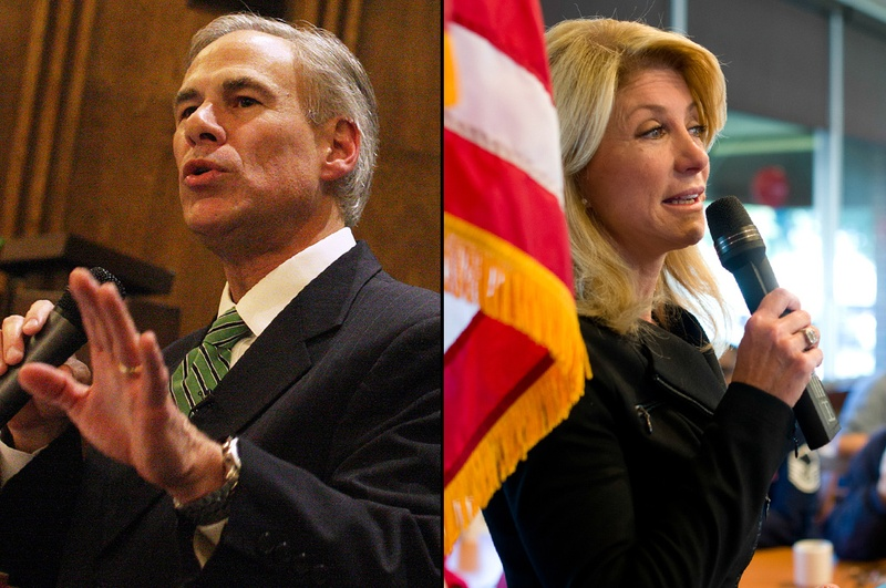 As Year Begins, Texas Governor's Race Will Heat Up