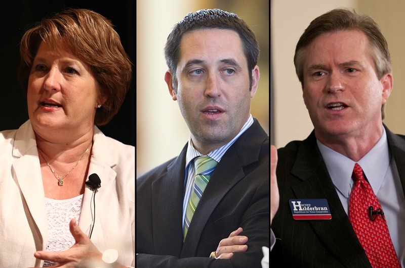 Comptroller Candidates Duel Over Tax Bill in Speeches