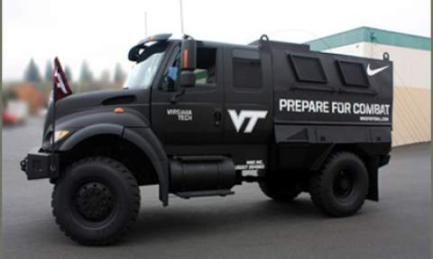 MRAP, Maxx and the Militarization of Our Local Police Forces