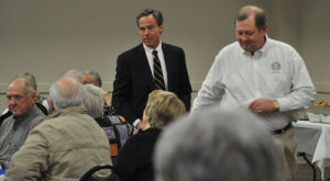 John Otto Fundraiser in Liberty County draws attendees from State House