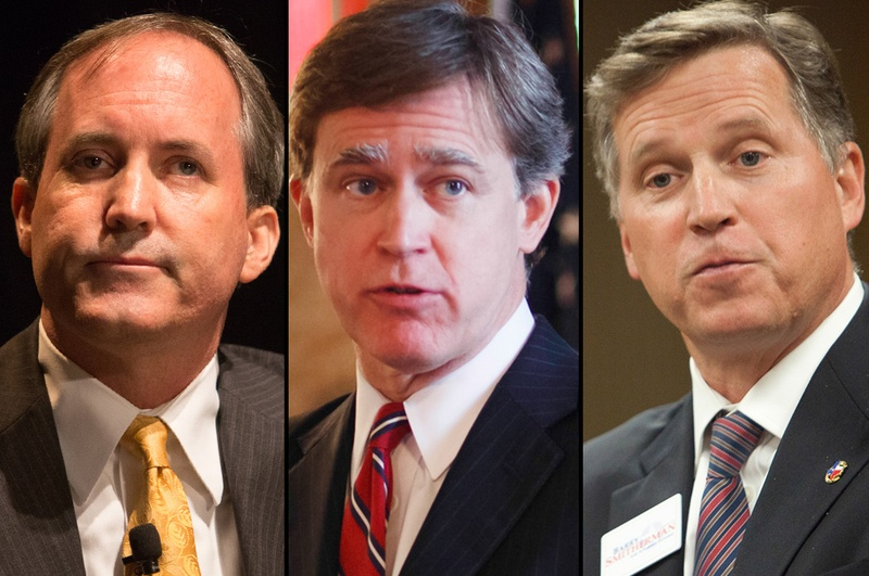 3 conservatives spice up Texas attorney general primary race