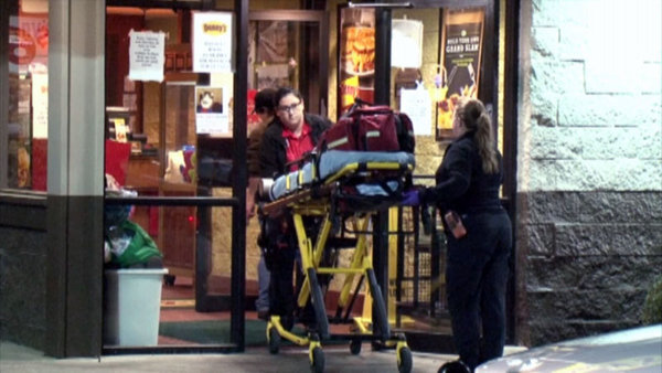 Denny's worker pistol-whipped during robbery in northwest Harris County