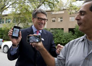 At South by Southwest, Cities Taking Cues From Perry