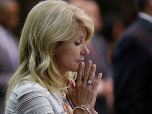 Wendy Davis supporters struggle to name ONE of her legislative achievements
