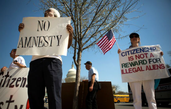 New Report: ALL Job Growth Since 2000 Went to Immigrants and Illegals