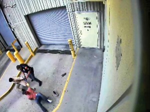 City Releases Video of Officer Killing a Handcuffed Prisoner
