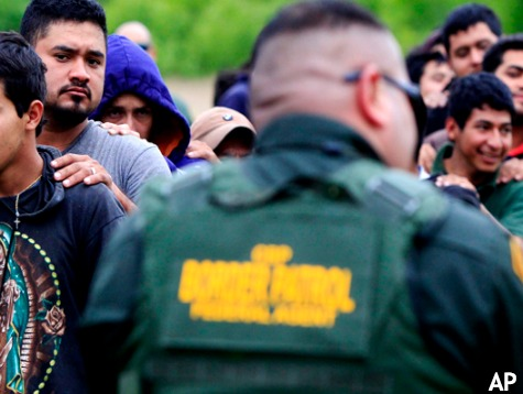 Report: Feds Release Far More Illegal Aliens in Texas Than Any Other US State