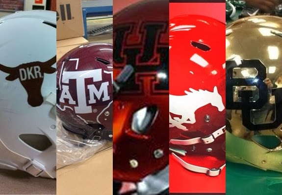 COLLEGE FOOTBALL FROM AROUND THE REPUBLIC