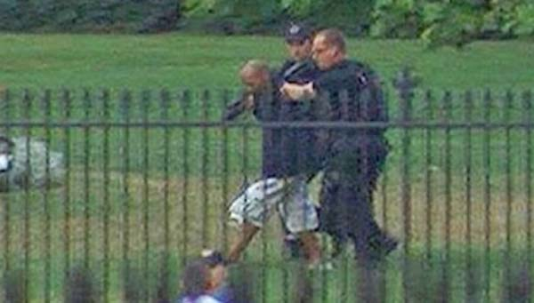 Omar Gonzalez in Secret Service custody after jumping White House fence Read more at http://www.wnd.com/2014/09/key-fact-about-white-house-fence-jumper-revealed/#kxvfyZYGX0HwH164.99