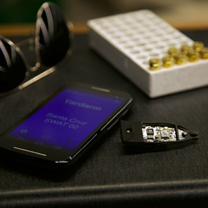 Police in California and Texas Test Networked Guns