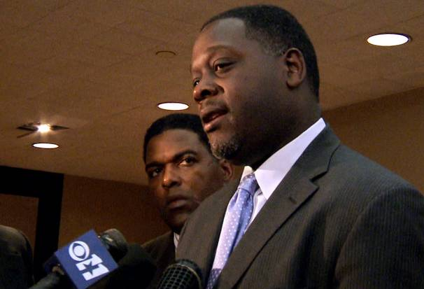 Dallas Police Association president 'strongly condemns' DA after ex-cop's indictment