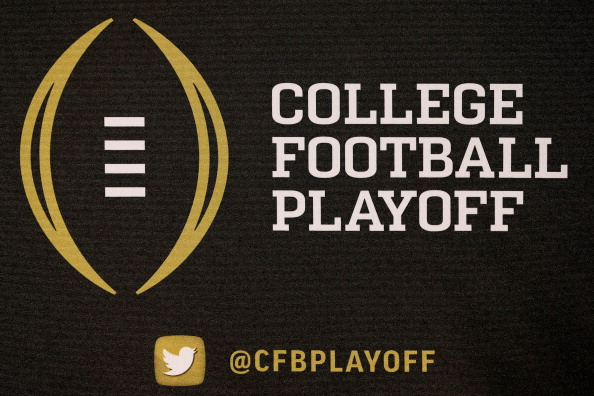 THE CFB PLAYOFF IS FINALLY HERE