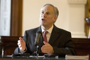 Governor Abbott Addresses United States Hispanic Chamber Of Commerce At National Convention Luncheon