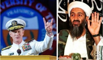 History Lesson: When Mr. McRaven destroyed the bin Laden photos