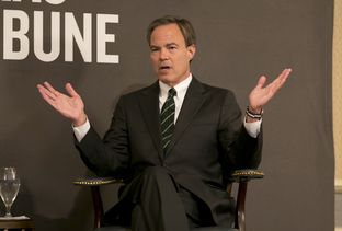 Former TPPF President Announces Challenge to Straus