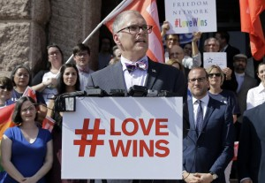 Lawmaker asks Paxton if state agencies moved too fast to accommodate same-sex couples