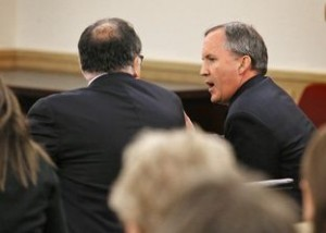 Fighting Charges, Paxton Recuses Self from Some Duties