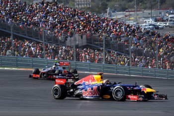 The End of F1 in Austin?