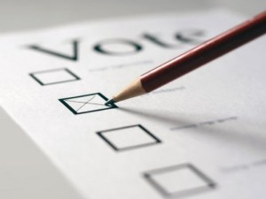 Texas primary election ballot starting to fill out