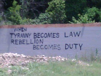 There is no Siege nor an Overthrow of the Government in Oregon – But there is an Unconstitutional Sheriff and Patriotic Militia