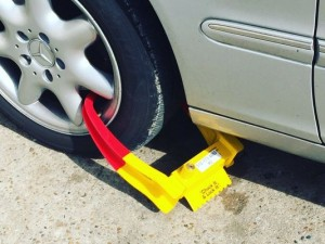 Car booting companies in Austin have no limits on charges