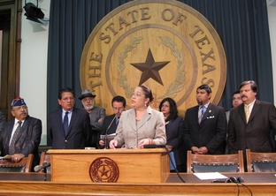 Texas Faces Lawsuit Over Provision of Border Security Law