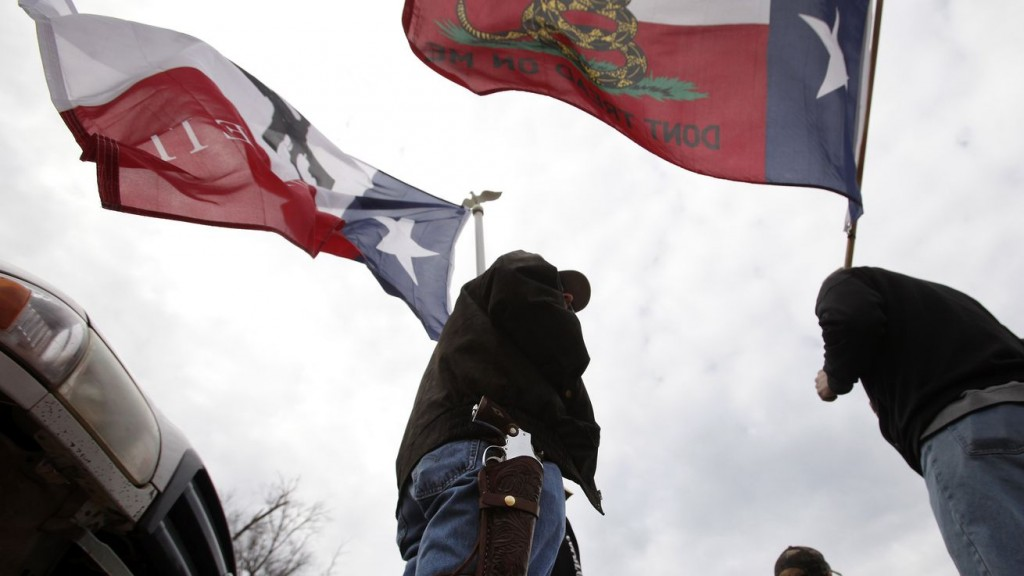 How Restaurants Are Responding to Texas's New Open Carry Law