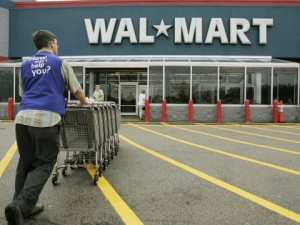 Wal-Mart to close 269 stores, 154 of them in the U.S.