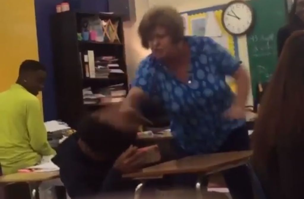 BISD terminates Ozen teacher seen hitting student in viral video