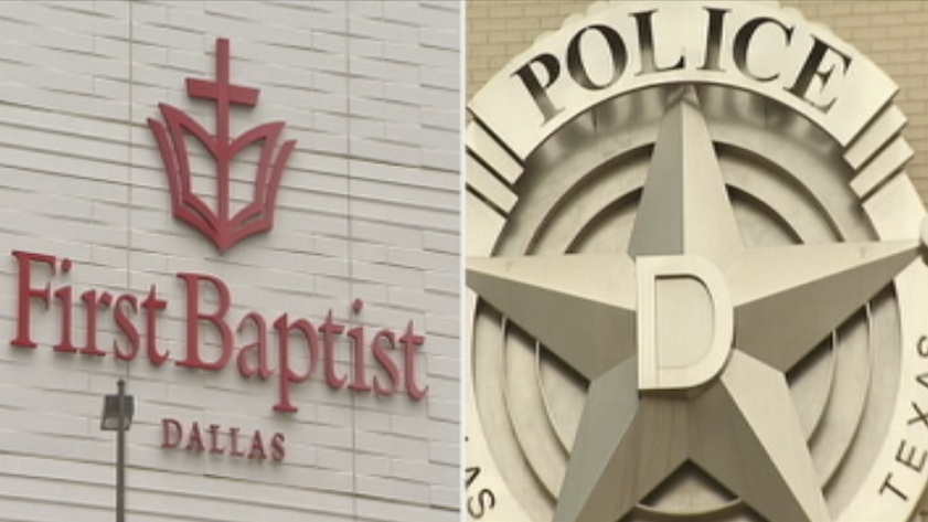 LGBT leaders meet with Chief Brown over DPD links to First Baptist Dallas