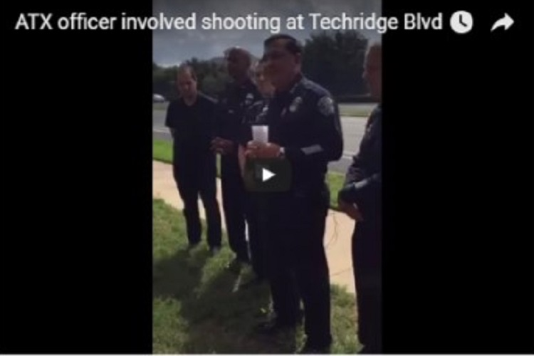 Austin Police Kill Armed Suspect After Responding To Domestic Disturbance [VIDEO]