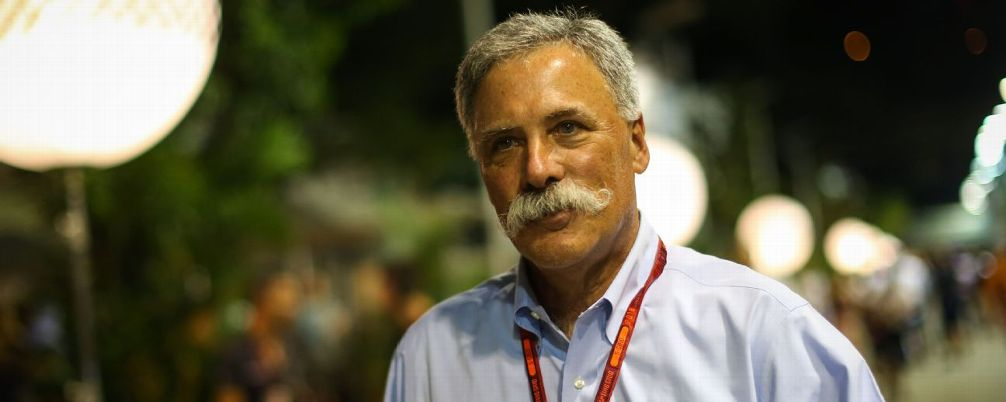 RERsports: New F1 chairman Chase Carey wants to take F1 'to the great cities in the world'