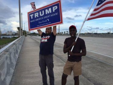 Shock Poll: Trump Gets 20 Percent of Black Vote in Florida Poll; Leads Clinton Overall 43 to 41