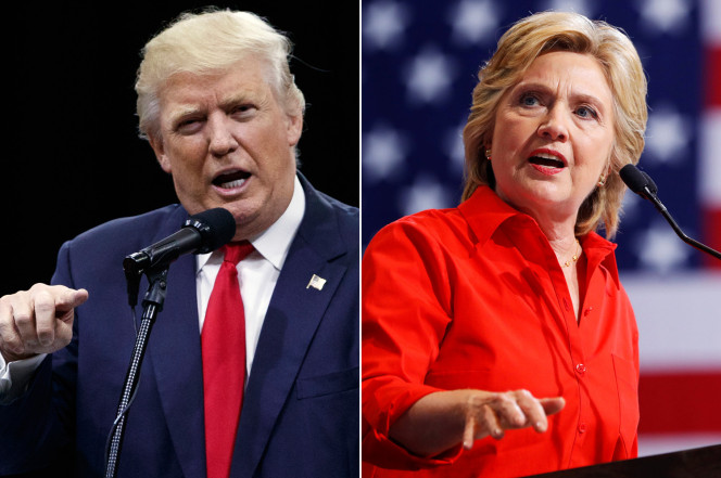 Black voters are turning from Clinton to Trump in new poll