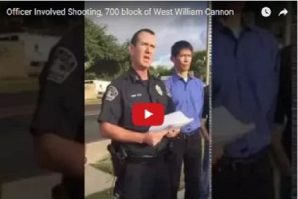 A man called police to help his distressed wife. They wound up killing her. (VIDEO)