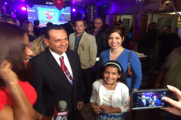 Sheriff-Elect Ed Gonzalez Wants To End Program That Leads To Deportations