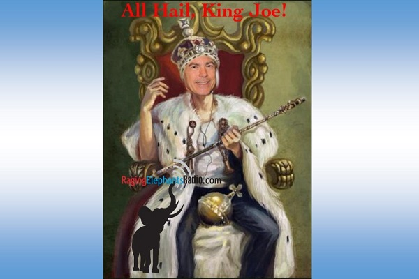 """RERfirst – """"KING JOE"""" STRAUS IS UNBEATABLE DUE TO ANONYMITY"""