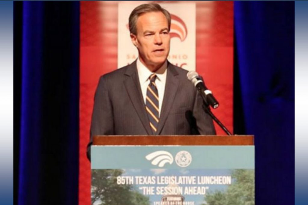 """Texas House Speaker: Bathroom bill """"manufactured and unnecessary"""""""