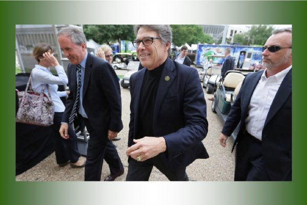 Rick Perry: Energy Department has 'tentacles' in national security