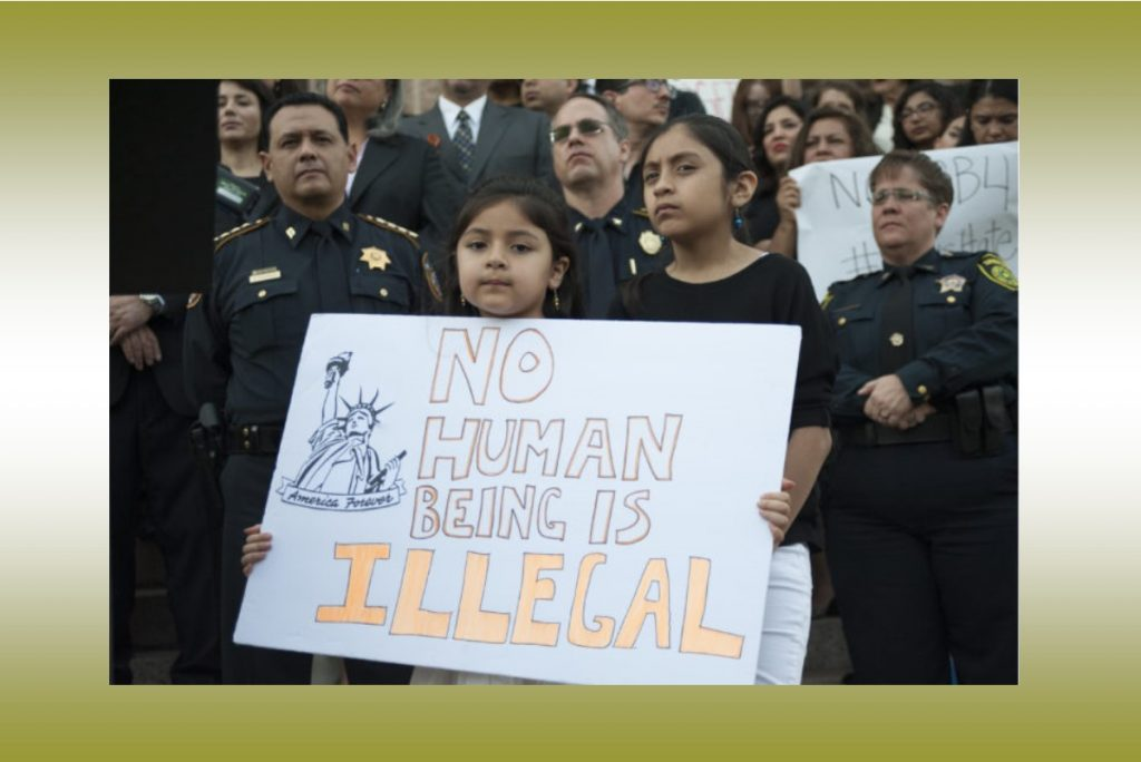 Texas Republicans Vote To Allow Immigration Questioning of Children