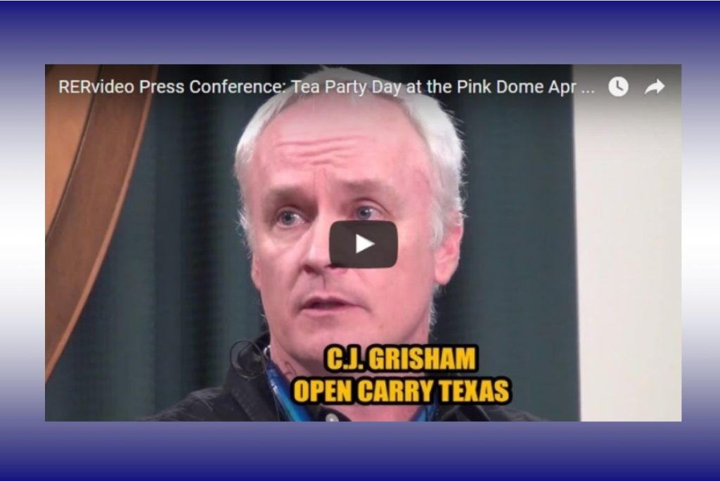 RERvideo -- PRESS CONFERENCE: TEA PARTY DAY AT THE CAPITOL 2017