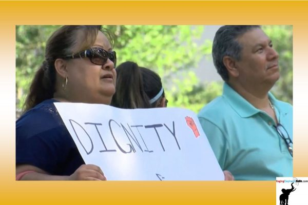 'Sanctuary Cities' protest in Austin honors undocumented mothers