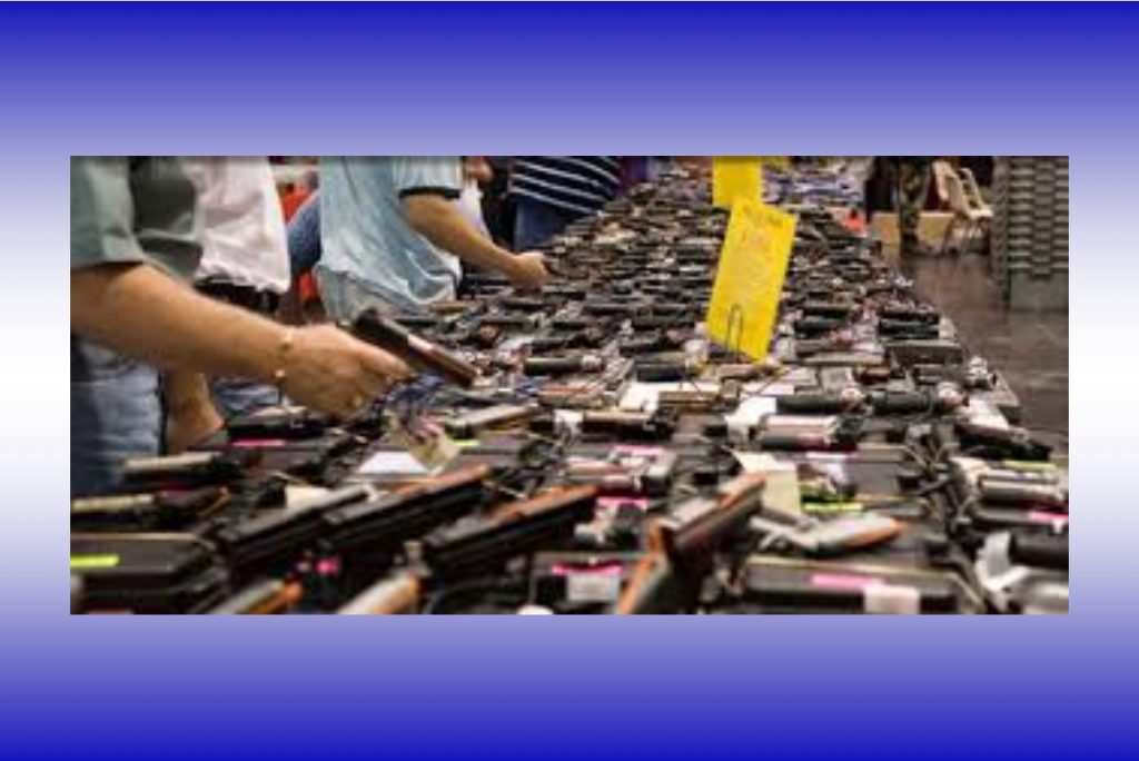 House Dems press border states to curb gun trafficking to Mexico