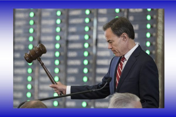 Amid Capitol drama, Speaker Joe Straus says he'll run for reelection