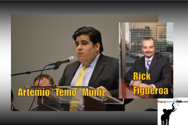 RERfirst – TEMO: FIGUEROA IS A PEACEMAKER, UNIFIER. (VIDEO/AUDIO)