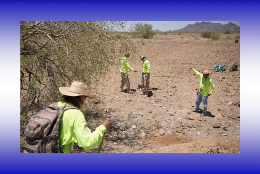 Missing in the US desert: finding the migrants (invaders) dying on the trail north