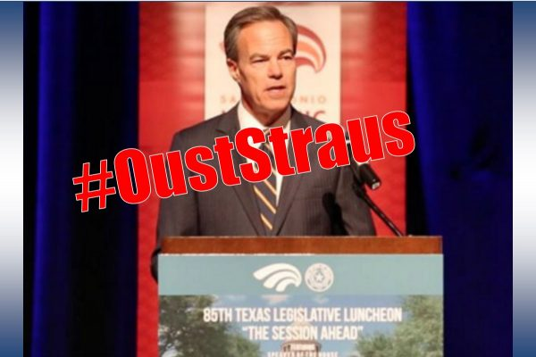 RERfirst — BEXAR GOP TARGETS STRAUS FOR #RULE44 SANCTIONS (VIDEO)