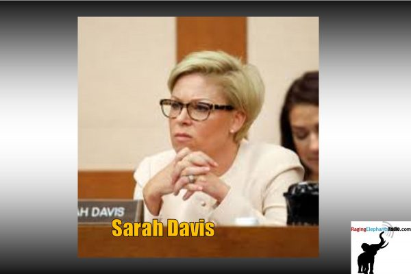 RERfirst – SARAH DAVIS RAKED IN $20,000 FROM PLANNED PARENTHOOD